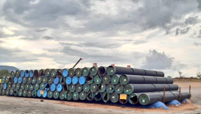 Trans-Nigeria Gas Pipeline