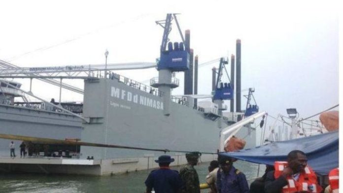 NIMASA Floating Dry Dock
