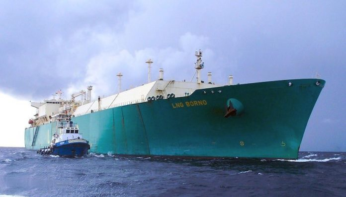 Demand for Nigeria's LNG surges